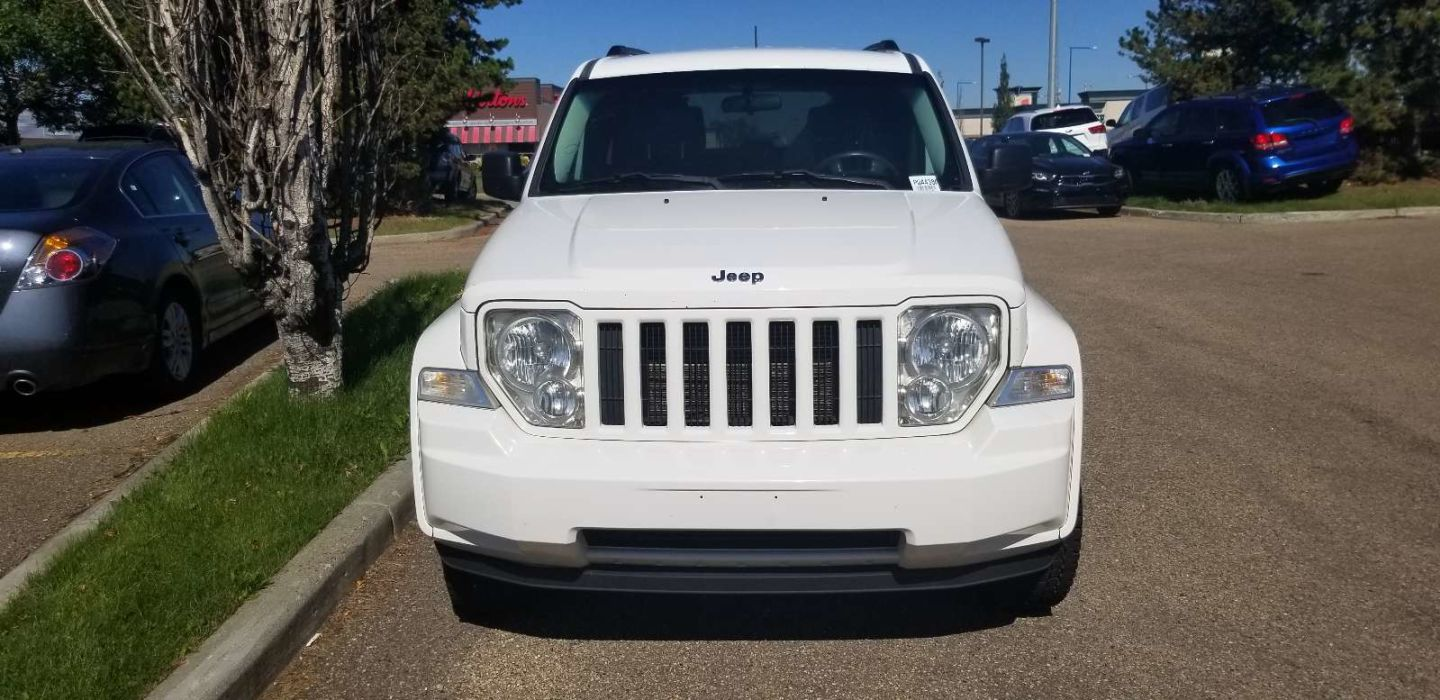 2010 Jeep Liberty Sport for sale in Edmonton, Alberta