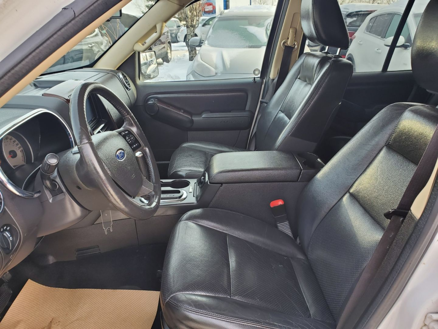 2010 Ford Explorer Limited for sale in ,