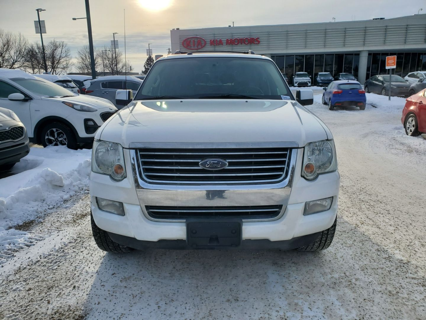 2010 Ford Explorer Limited for sale in Edmonton, Alberta