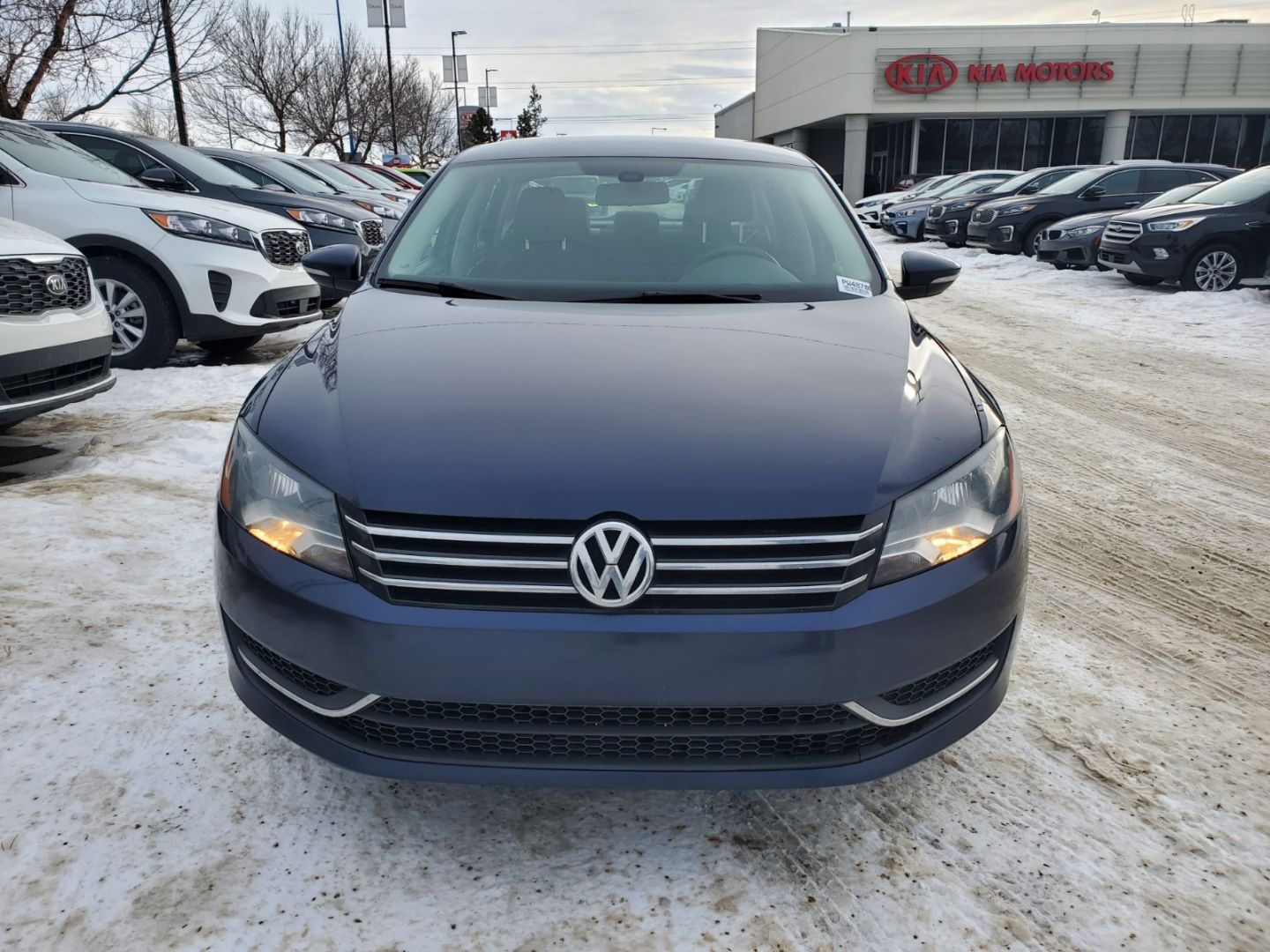 2012 Volkswagen Passat 2.5L Man Trendline for sale in ,