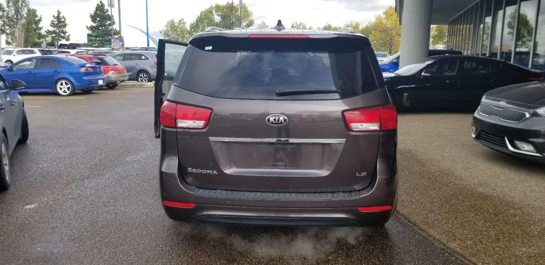 2015 Kia Sedona LX for sale in Edmonton, Alberta