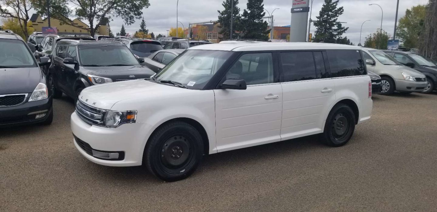 2014 Ford Flex SEL for sale in Edmonton, Alberta