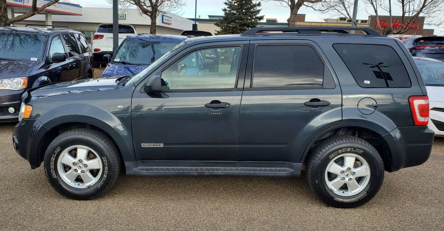 2008 Ford Escape XLT for sale in Edmonton, Alberta