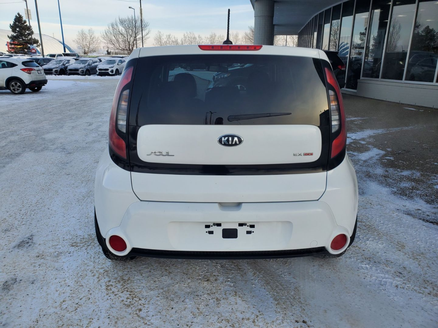 2016 Kia Soul EX for sale in Edmonton, Alberta