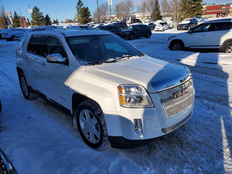 2011 GMC Terrain SLT-2 for sale in Edmonton, Alberta