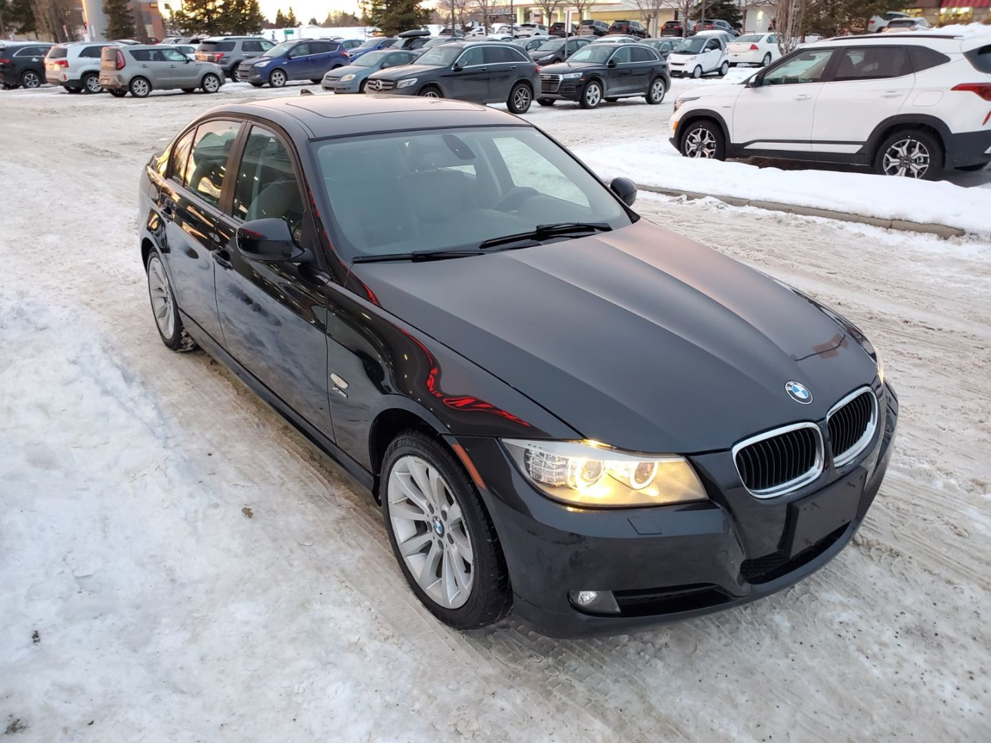 2011 BMW 3 Series 328i xDrive AWD Classic Edition for sale in Edmonton, Alberta