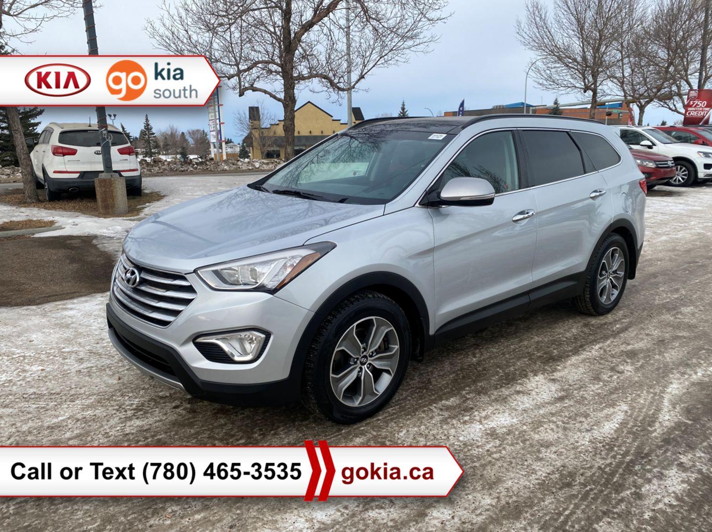 Used 2015 Hyundai Santa Fe Xl Luxury Pw5291 Edmonton Alberta Go Auto