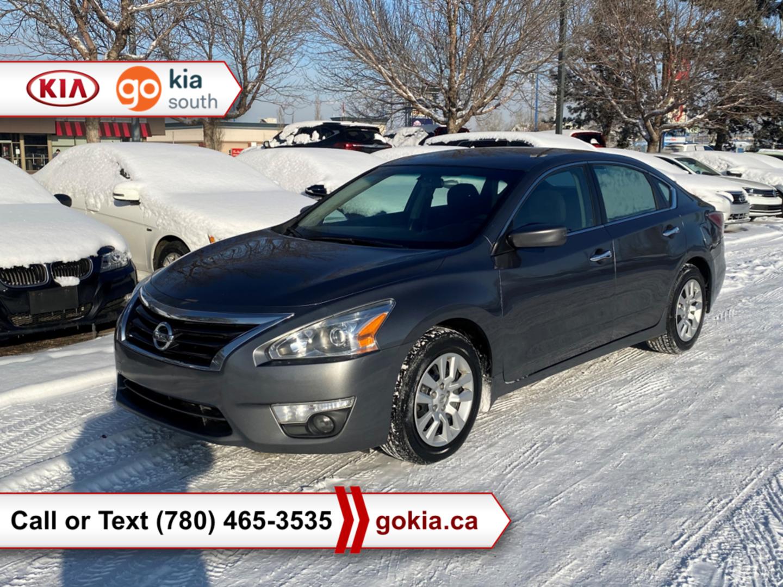 Used 2015 Nissan Altima 2 5 S Pw5360 Edmonton Alberta Go Auto