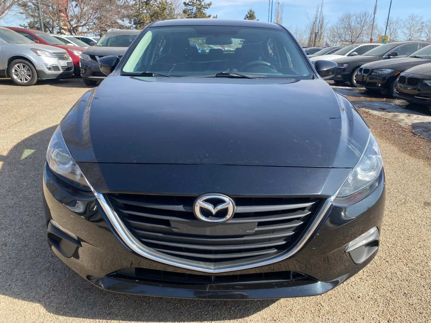 2014 Mazda Mazda3 GX-SKY for sale in Edmonton, Alberta