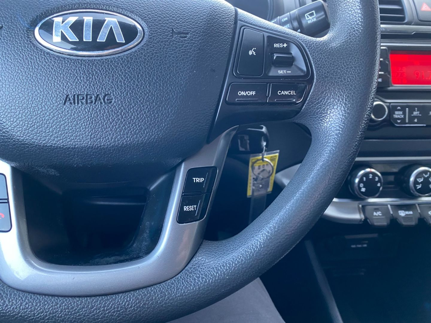 2013 Kia Rio LX+ for sale in Edmonton, Alberta