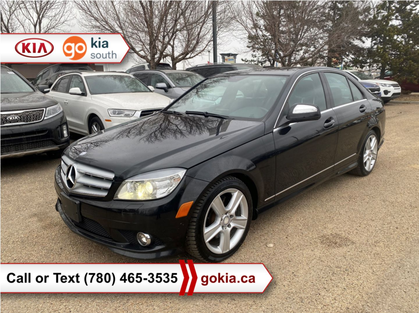 2009 Mercedes-Benz C-Class 3.0L for sale in Edmonton, Alberta