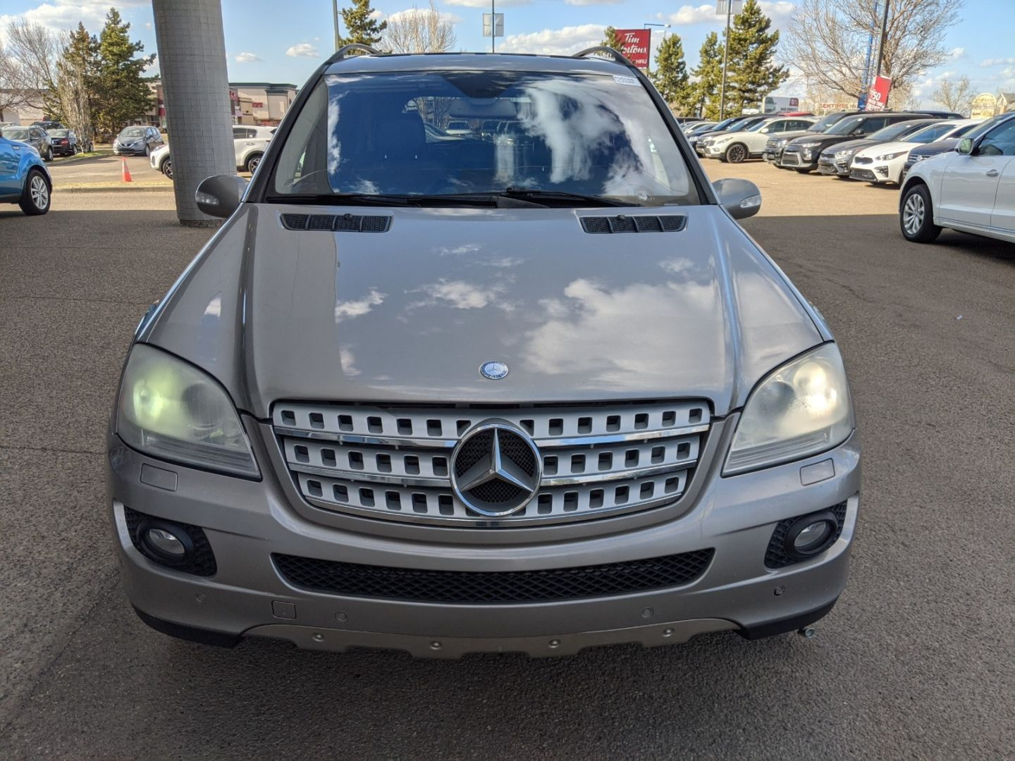 2008 Mercedes-Benz M-Class 3.0L CDI for sale in Edmonton, Alberta