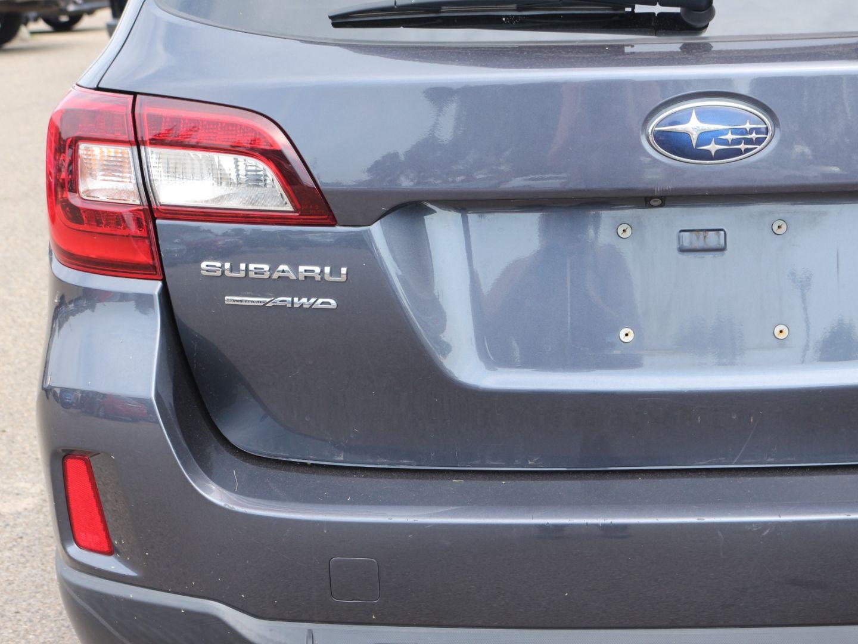 2015 Subaru Outback 2.5i for sale in Edmonton, Alberta