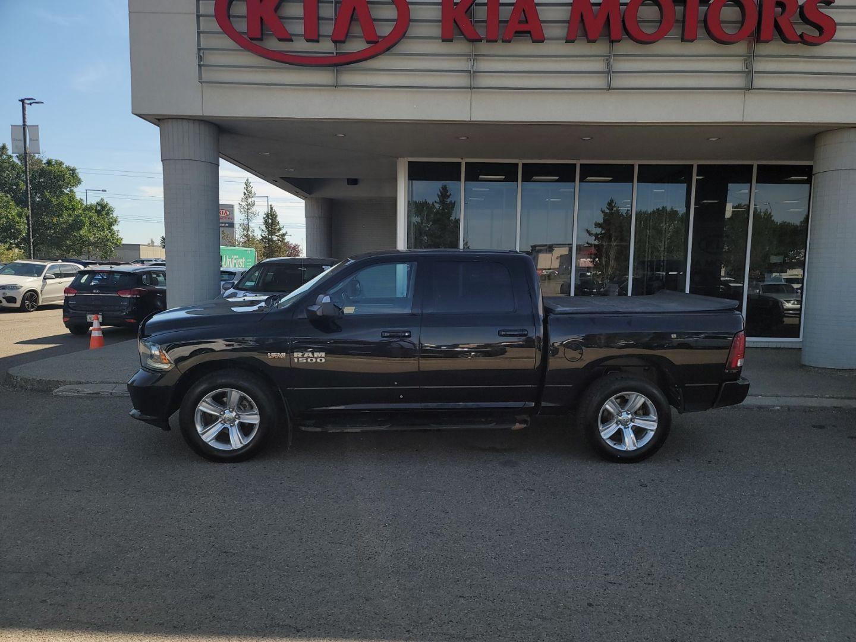 2014 Ram 1500 Sport for sale in Edmonton, Alberta
