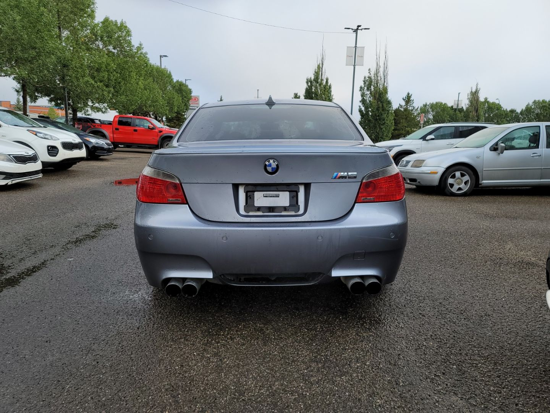 2006 BMW 5 Series M5 for sale in Edmonton, Alberta