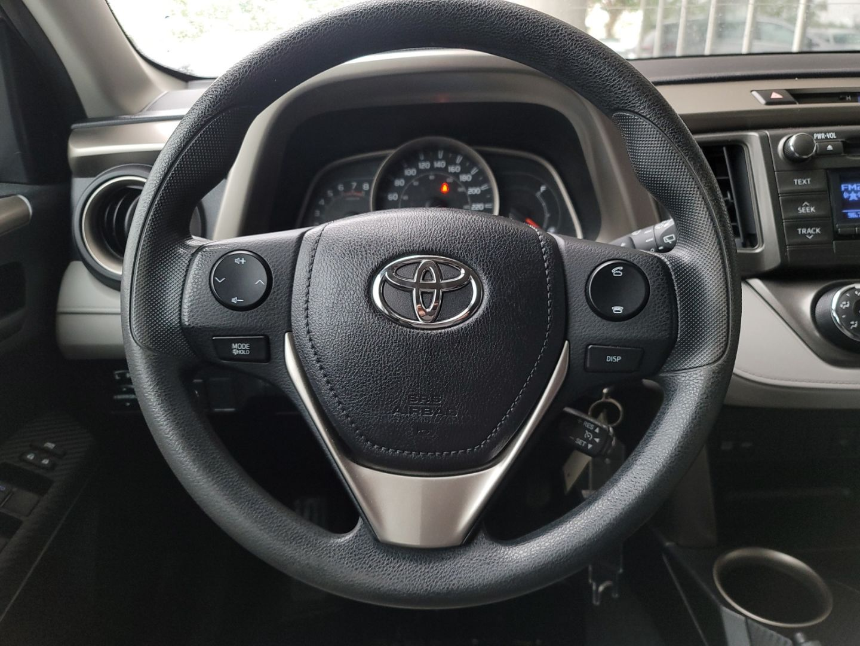 2013 Toyota RAV4 LE for sale in Edmonton, Alberta