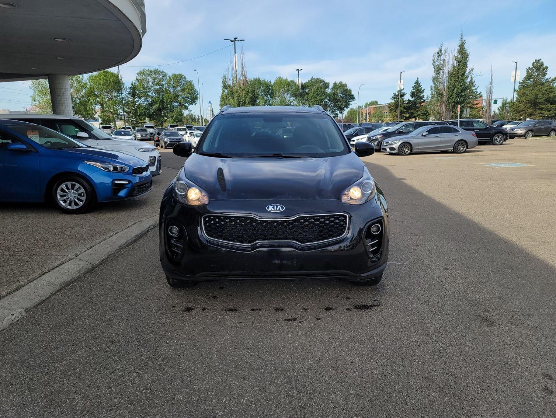 2017 Kia Sportage LX for sale in Edmonton, Alberta