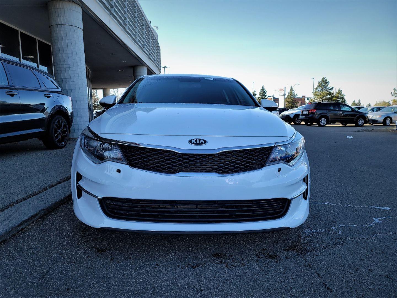 2016 Kia Optima LX+ for sale in Edmonton, Alberta
