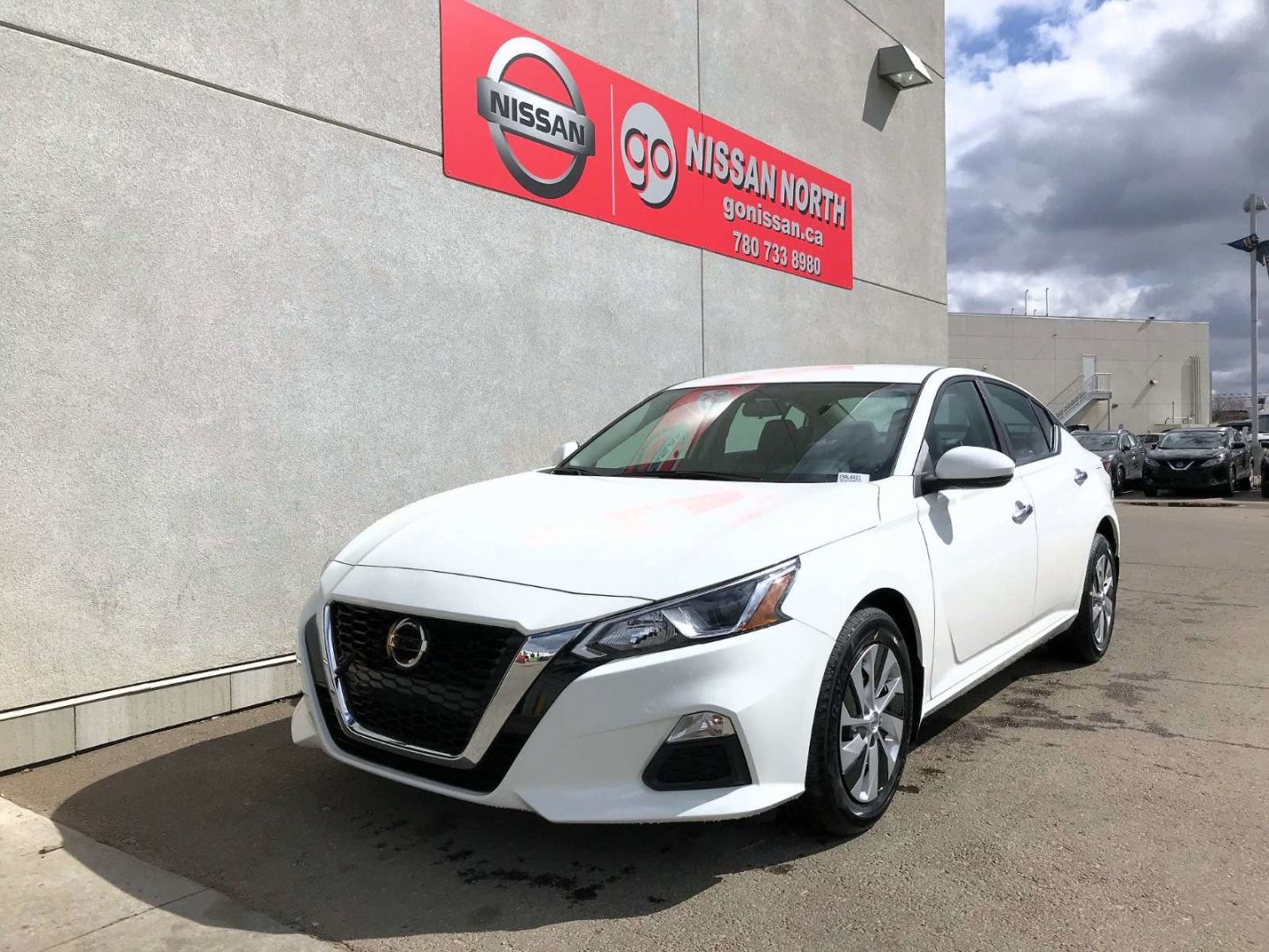 2019 Nissan Altima 2.5 S for sale in Edmonton, Alberta
