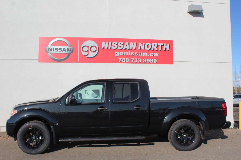 2019 Nissan Frontier Midnight Edition for sale in Edmonton, Alberta