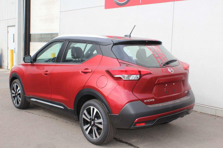 2019 Nissan Kicks SR for sale in Edmonton, Alberta