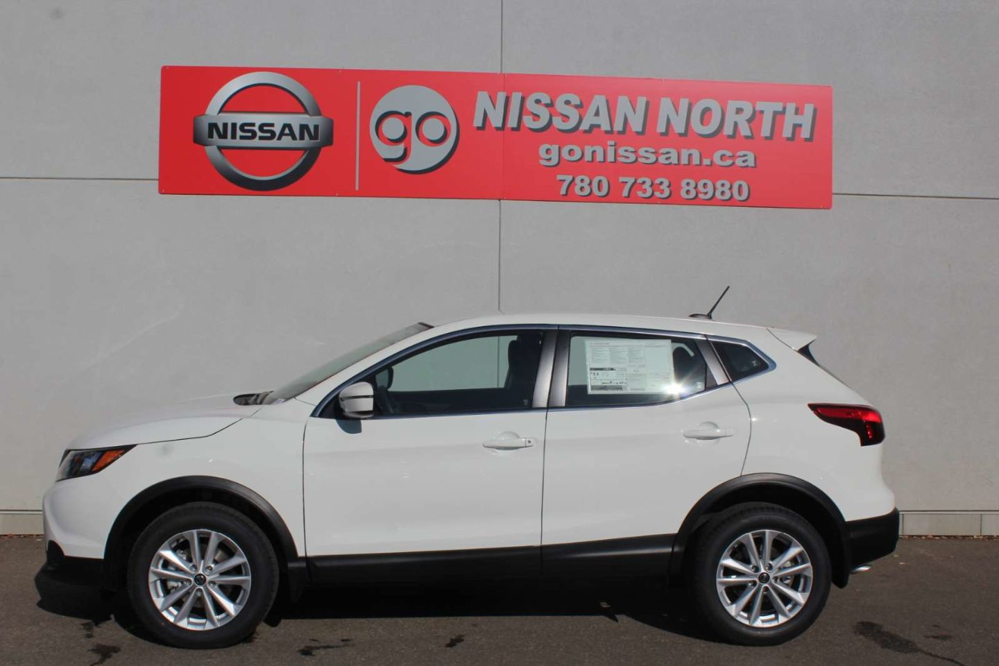 2019 Nissan Qashqai S for sale in Edmonton, Alberta
