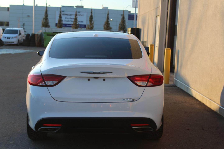 2016 Chrysler 200 S for sale in Edmonton, Alberta