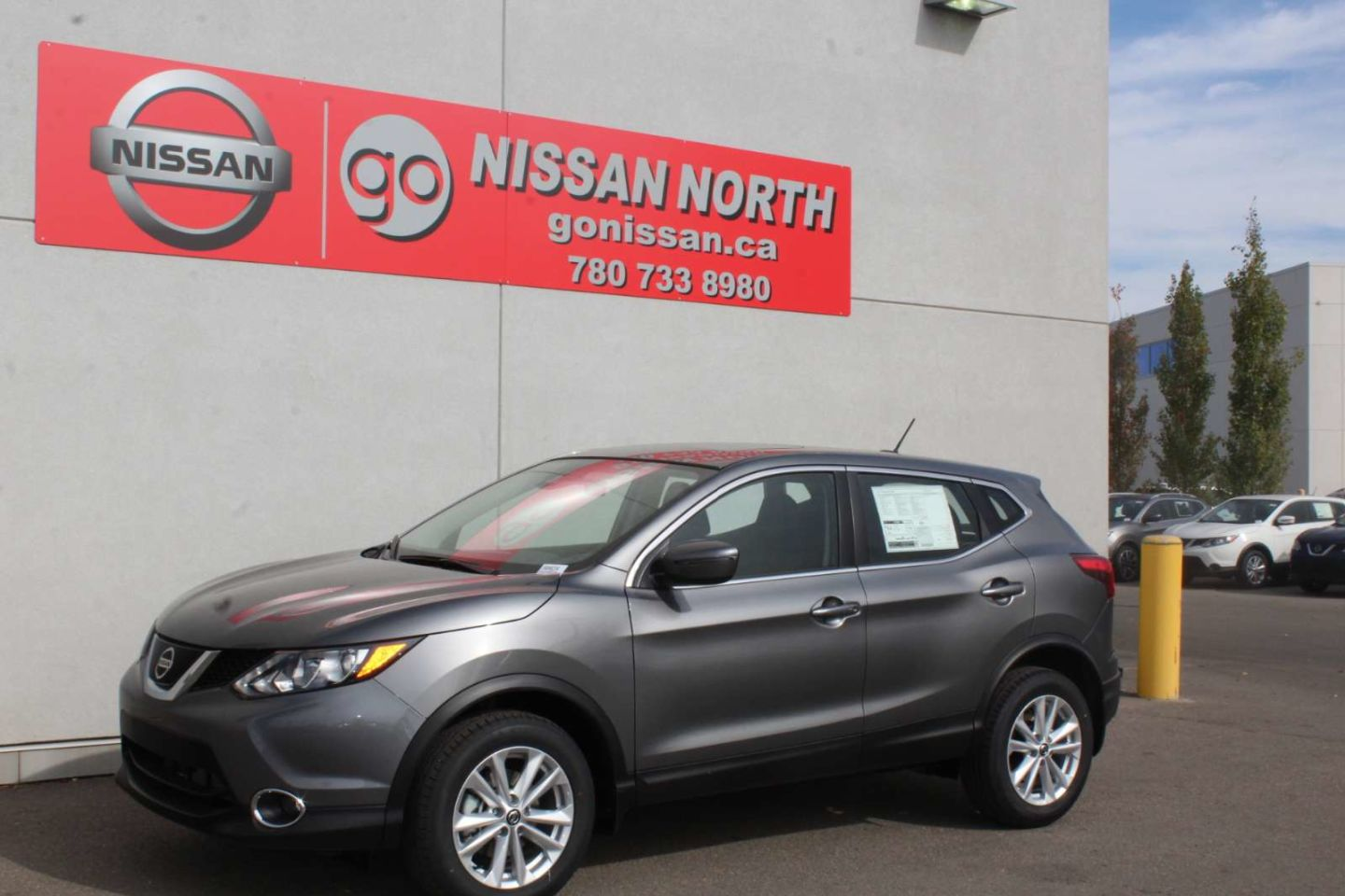 2019 Nissan Qashqai SV for sale in Edmonton, Alberta
