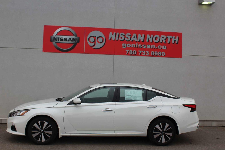 2020 Nissan Altima 2.5 SV for sale in Edmonton, Alberta