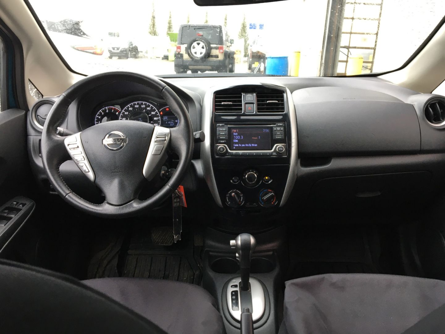 2016 Nissan Versa Note SV for sale in Edmonton, Alberta