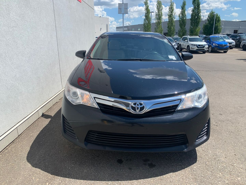 2012 Toyota Camry LE for sale in Edmonton, Alberta