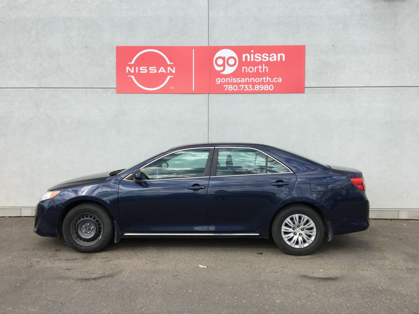 2014 Toyota Camry LE for sale in Edmonton, Alberta