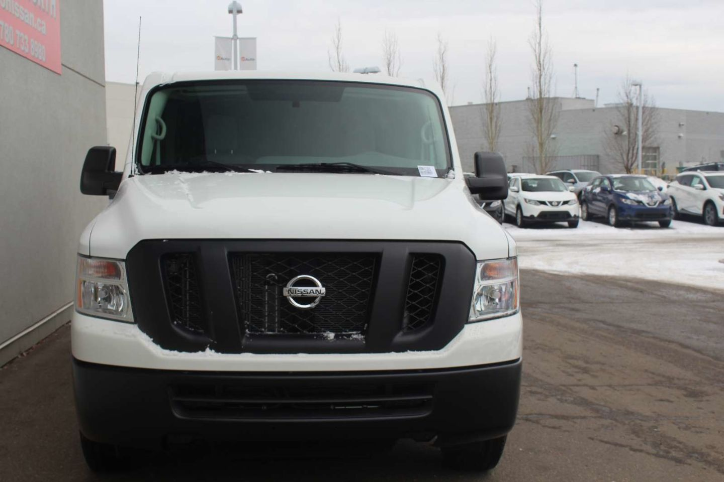 2020 Nissan NV Cargo S for sale in Edmonton, Alberta