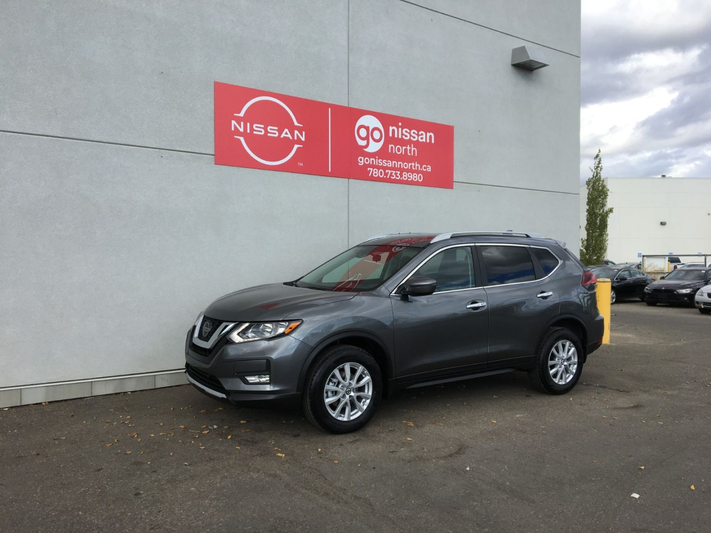 2020 Nissan Rogue S for sale in Edmonton, Alberta