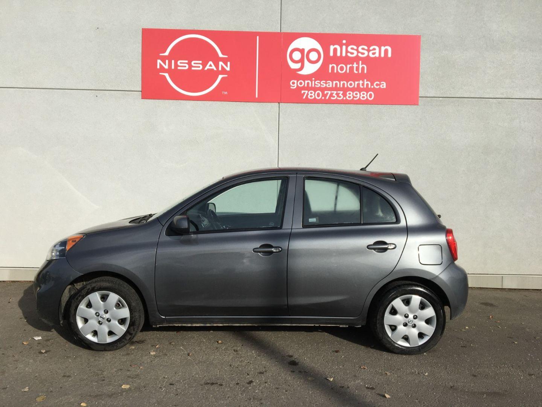 2017 Nissan Micra SV for sale in Edmonton, Alberta