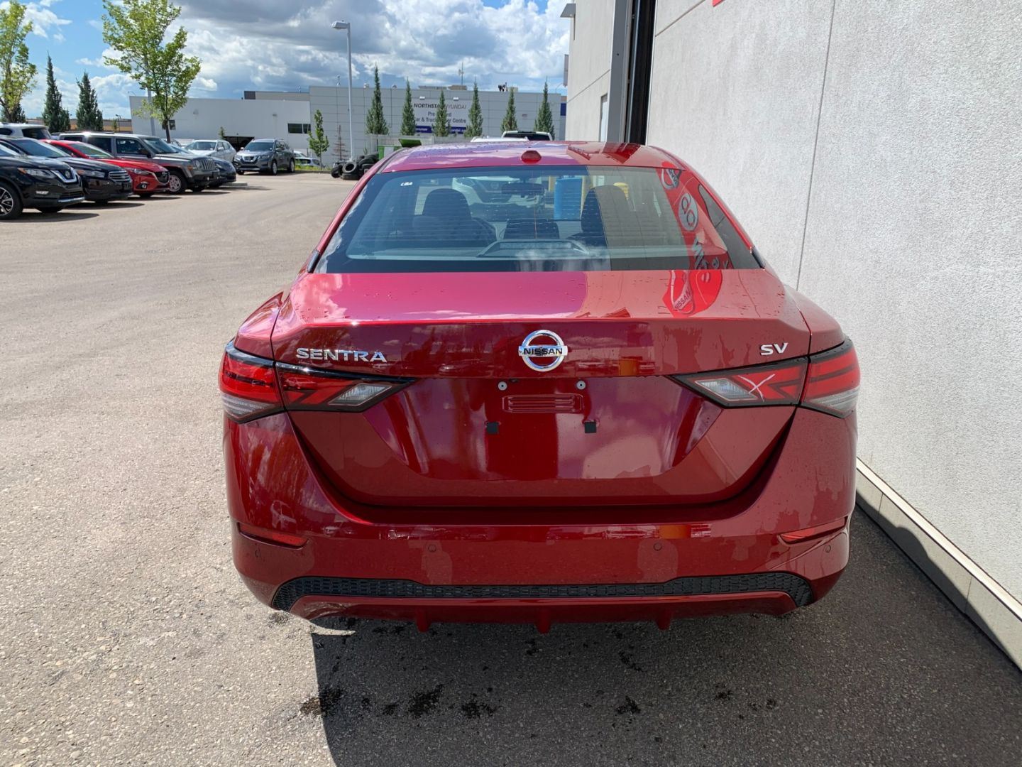 2020 Nissan Sentra SV for sale in Edmonton, Alberta