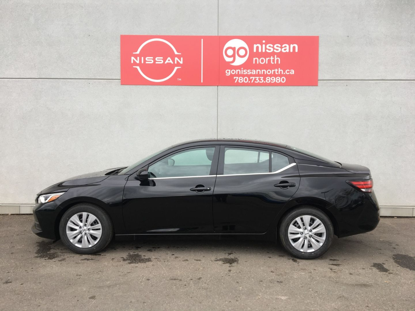 2020 Nissan Sentra S Plus for sale in Edmonton, Alberta