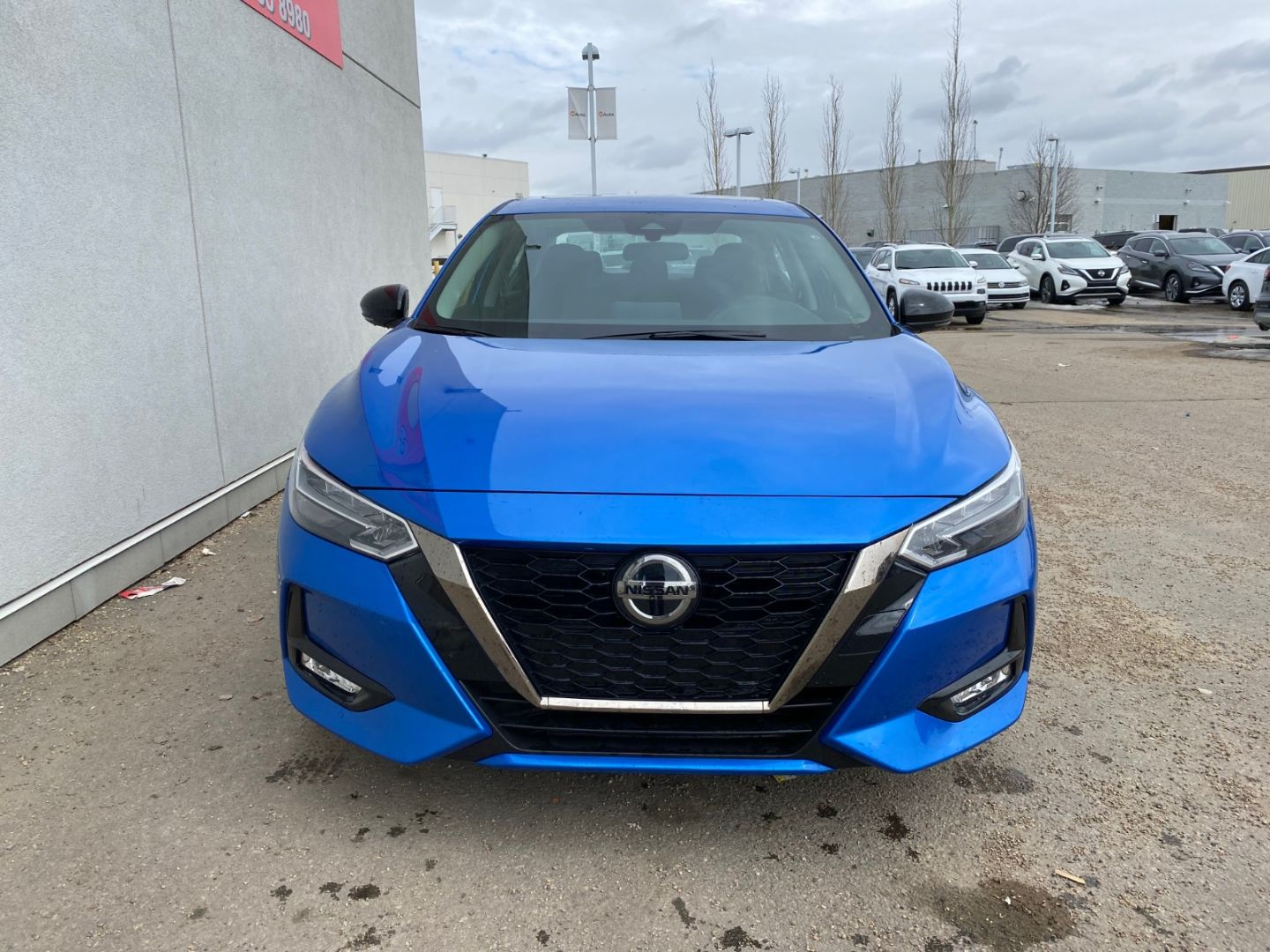 2020 Nissan Sentra SR for sale in Edmonton, Alberta