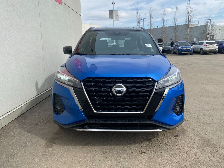 2021 Nissan Kicks SR for sale in Edmonton, Alberta
