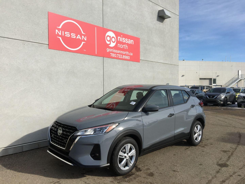 2021 Nissan Kicks S for sale in Edmonton, Alberta