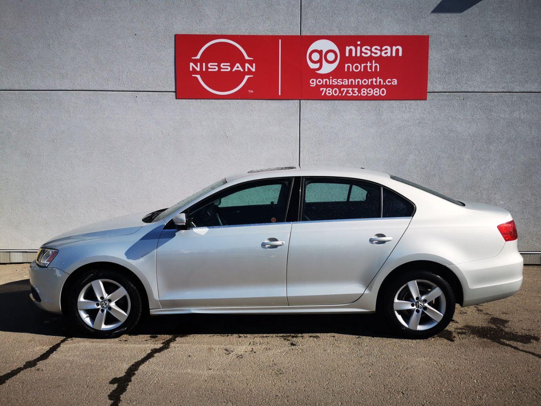 2011 Volkswagen Jetta Sedan Comfortline for sale in Edmonton, Alberta
