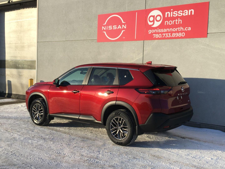 2021 Nissan Rogue S for sale in Edmonton, Alberta
