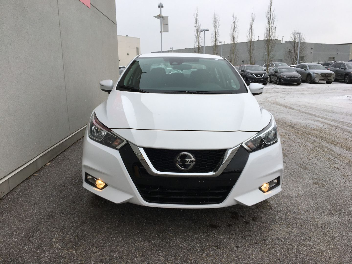 2021 Nissan Versa S for sale in Edmonton, Alberta