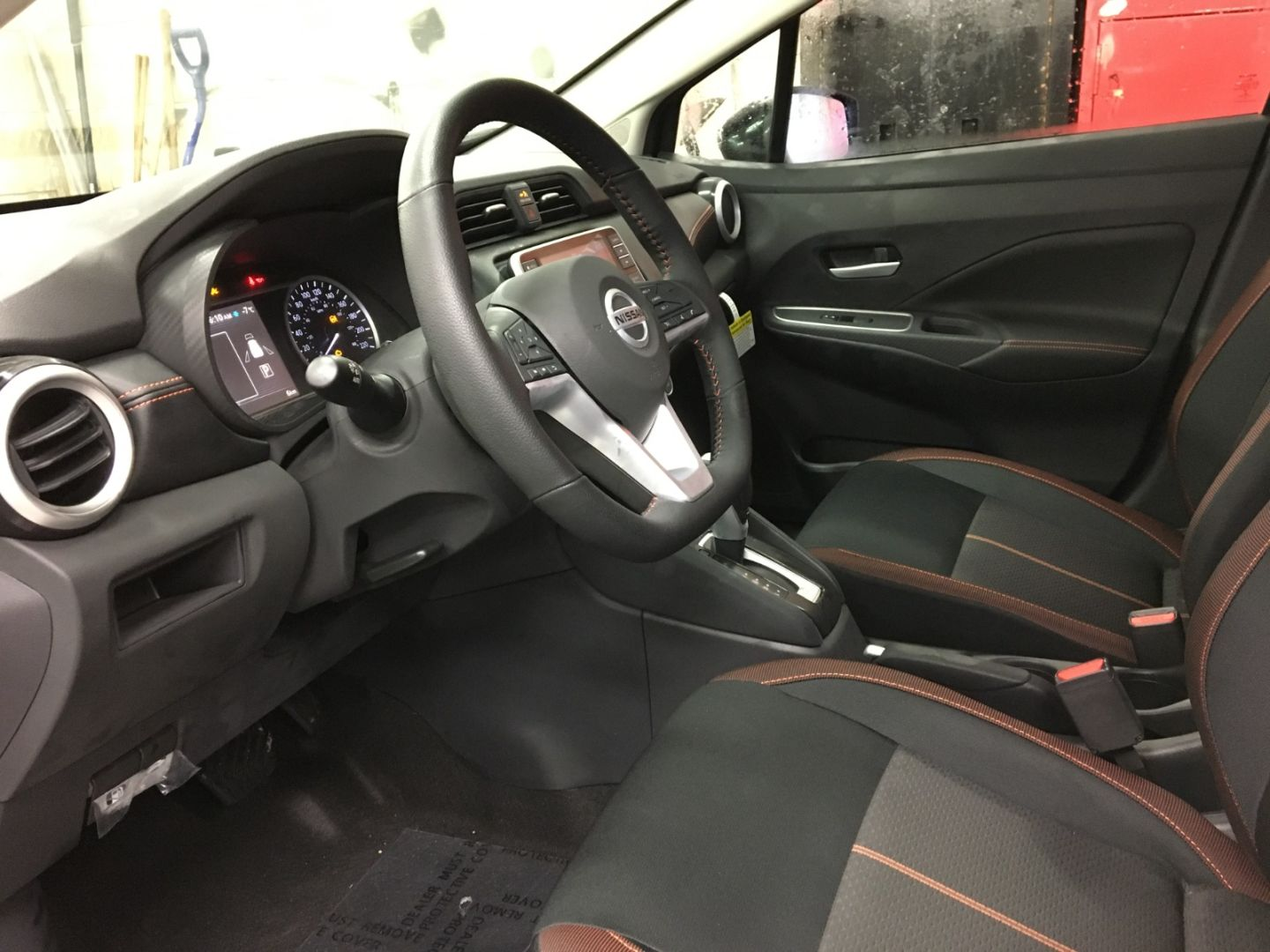 2021 Nissan Versa SR for sale in Edmonton, Alberta