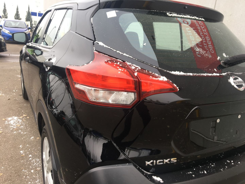 2019 Nissan Kicks S for sale in Edmonton, Alberta