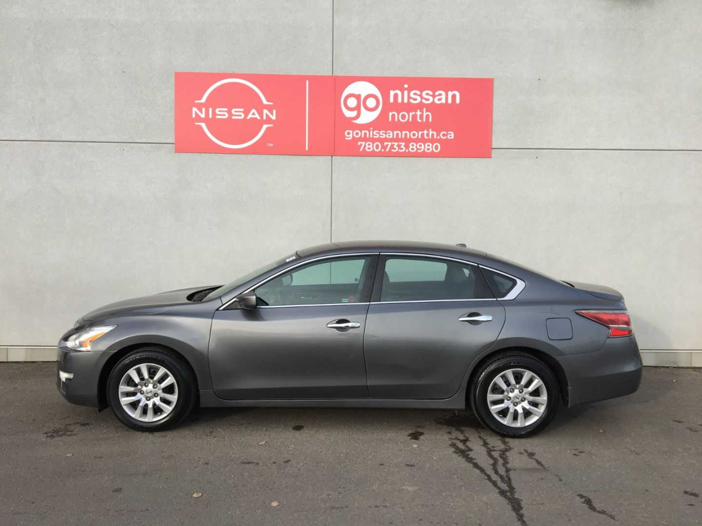 2015 Nissan Altima 2.5 S for sale in Edmonton, Alberta