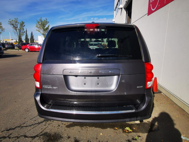 2017 Dodge Grand Caravan SXT for sale in Edmonton, Alberta