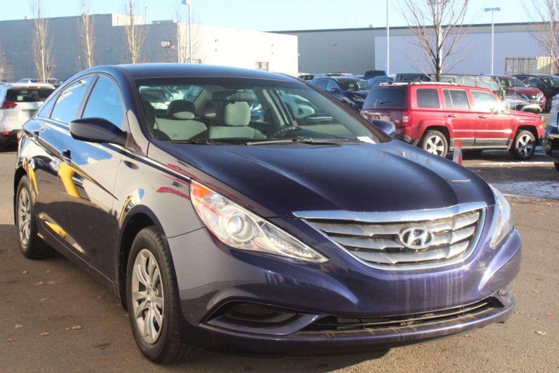 2013 Hyundai Sonata GLS for sale in Edmonton, Alberta