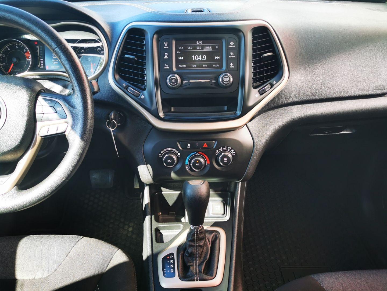 2016 Jeep Cherokee Sport for sale in Edmonton, Alberta