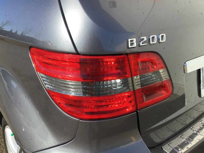 2011 Mercedes-Benz B-Class B 200 for sale in Edmonton, Alberta